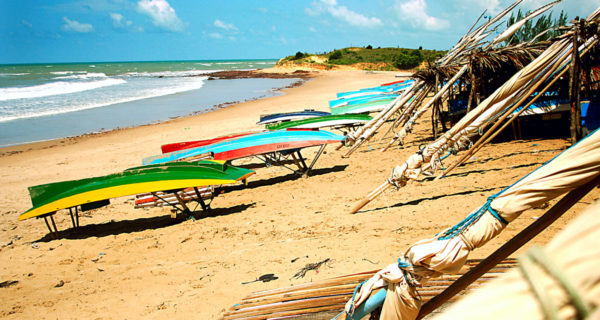 litoral norte de Natal