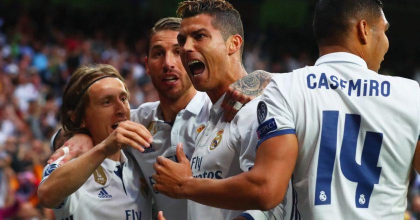 real madrid - champions legue